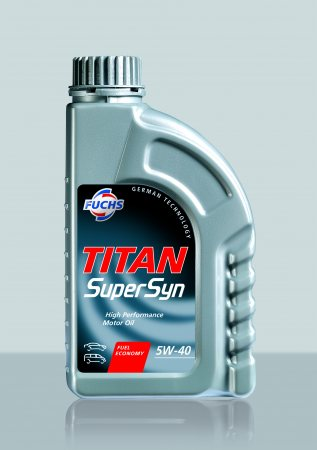 Fuchs Titan Supersyn 5W40 1 L