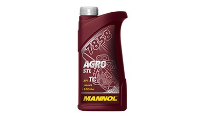 Mannol AGRO for STL 0,5 L